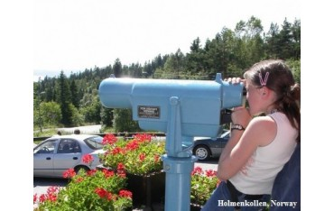 SeeCoast Mark I Telescope