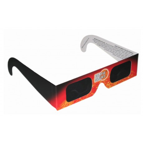 Rainbow Eclipse Glasses