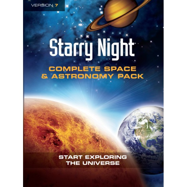 Starry Night: Complete Space & Astronomy Pack