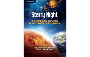 Starry Night Complete Space & Astronomy Pack