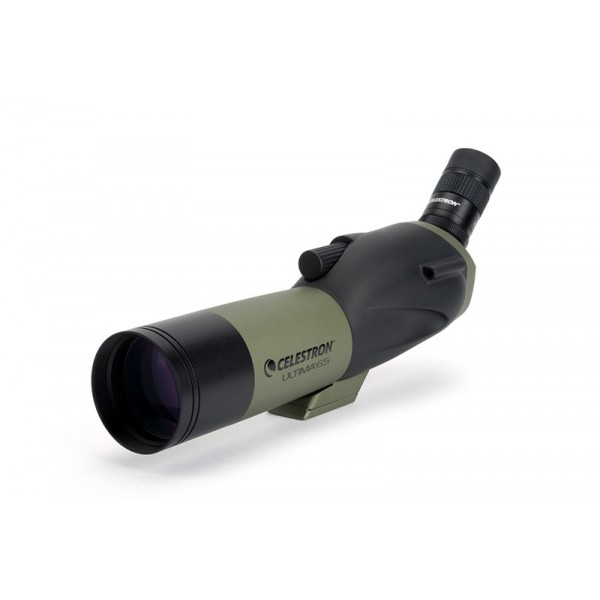 Celestron Ultima 65 - 45 Degree Spotting Scope-52248