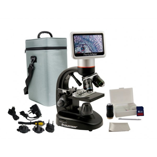 Celestron PentaView LCD Digital Microscope