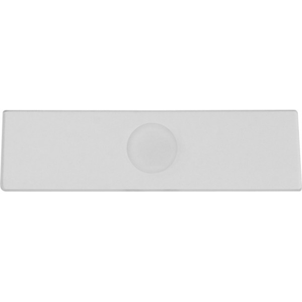Concave Blank Microscope Slides (50 Pieces) Microscope Accessory-44417