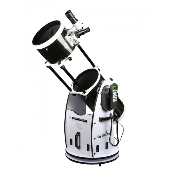 "Sky-Watcher 10"" Collapsible GoTo Dobsonian Telescope"