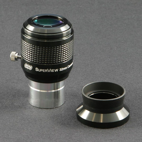 "GSO 1.25"" 32mm Camera Projector Lens"