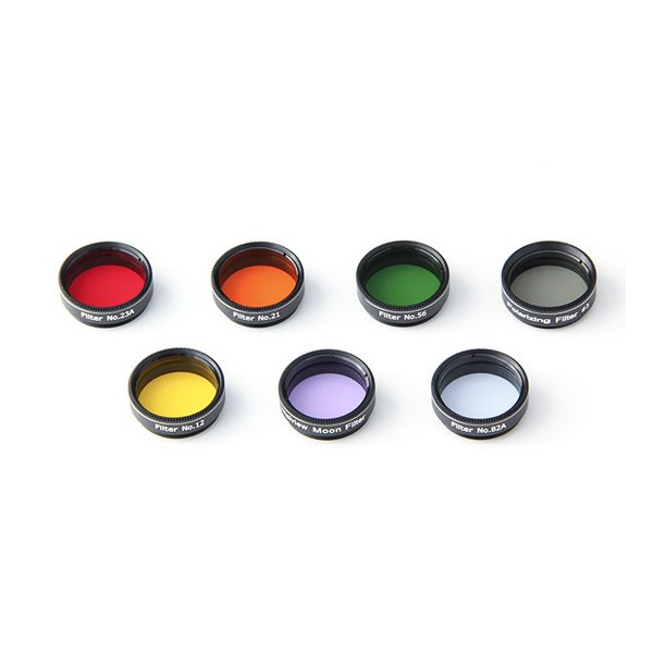 Sky-Watcher Color Filter set - 7 Pieces