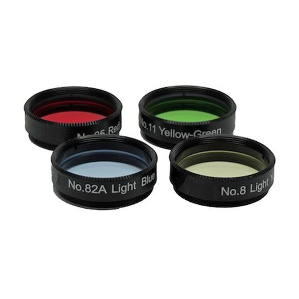 "Nightsky Lunar & Planetary 1.25"" Filter Set"