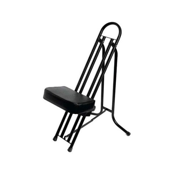 Nightsky Astronomy Viewing Chair, Metal, Black