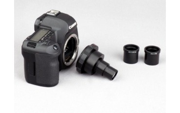 NightSky Microscope Camera Adapter With Thread T2 Mount EOS