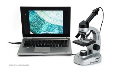 Celestron Micro 360+ Microscope With 2 MP Imager-44126